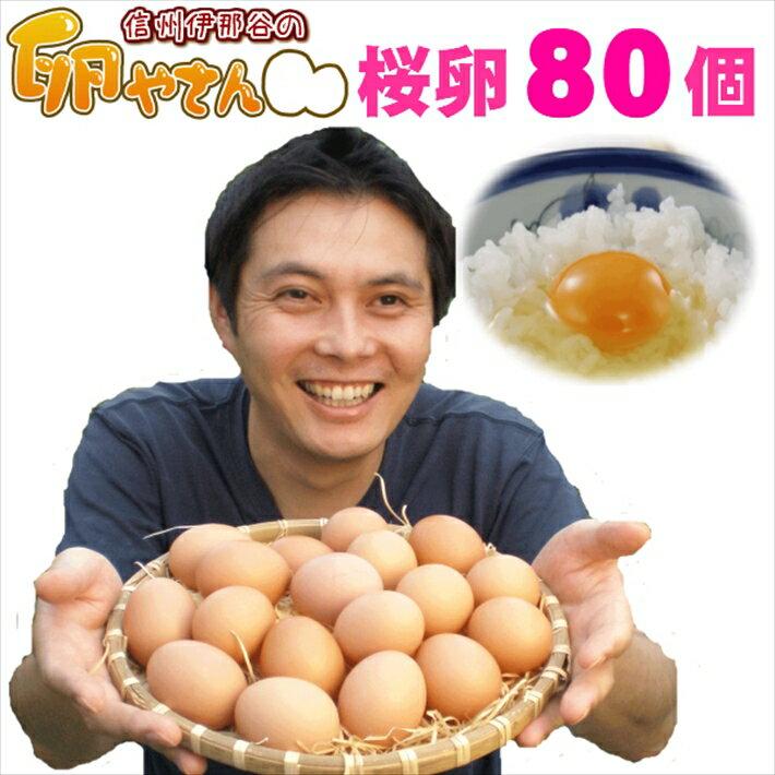 卵, 鶏卵 80(6020)