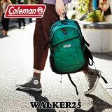 コールマン Coleman リュックサック リュック 25L ウォーカー25 ウォーカー WALKER25