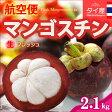 フレッシュ 生マンゴスチン(約2.1kg)タイ産 世界三大美果 甘酸っぱい魅惑のトロピカルフルーツ 送料無料