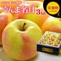 ぐんま名月りんご3kg