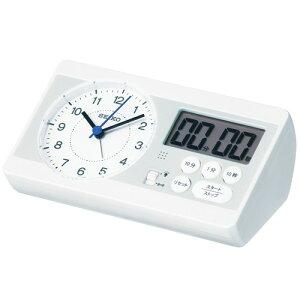 SEIKO 学習タイマー 「百ます計算」の隂山英男氏監修 学習用時計セイコーSTUDY TIME 送料無料