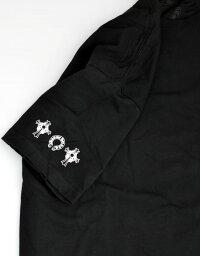 クロムハーツ/CHROMEHEARTS【正規品】【新品】◆メンズ半袖Tシャツ◆Sサイズ◆ブラック黒【あす楽対応】【smtb-TD】【yokohama】【YDKG-td】