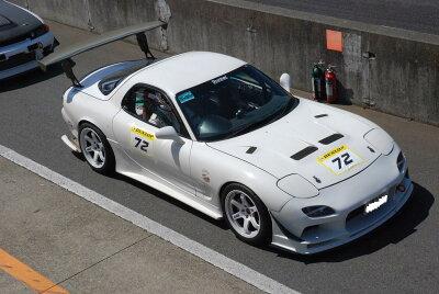 マツダ RX-76MTシーケンシャル H8年式修復歴:無しH8年式Scoot エンジンo/h後 [慣らし終了]:1...