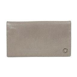BVLGARI【ブルガリ】 長財布(小銭入れあり) リザード メンズ