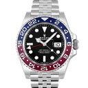 ロレックス ROLEX GMTマスター2 126710BLR...