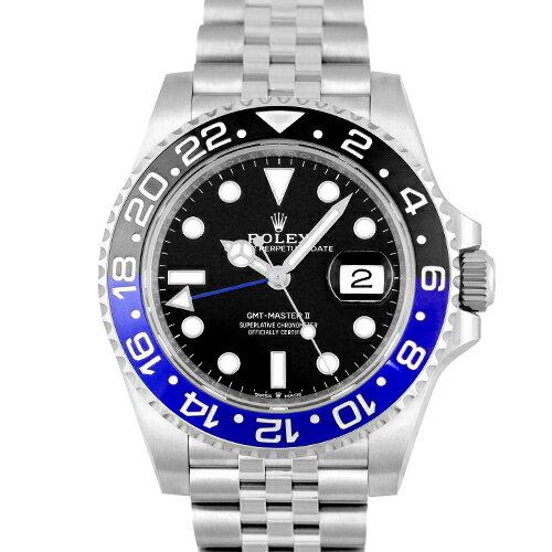 腕時計, メンズ腕時計  ROLEXGMT2126710BLNR SS40mm C5635