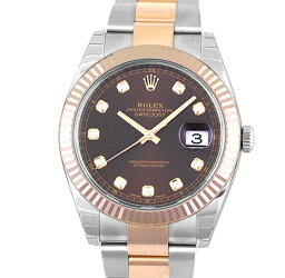 ROLEX【ロレックス】 126331G 7705 腕時計  メンズ