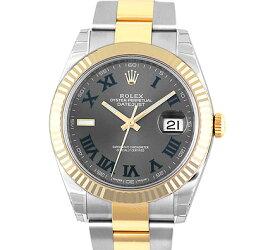 ROLEX【ロレックス】 126333 7705 腕時計  メンズ