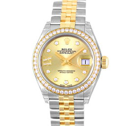 ROLEX【ロレックス】 279383RBR 7705 腕時計 /YG×SS レディース