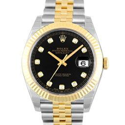 ROLEX【ロレックス】 126333G 7725 腕時計 /YG×SS メンズ