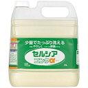 ライオン濃縮業務用食器洗剤 セルシアコンク α4L