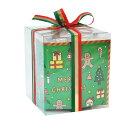 クリスマス煎茶ティーバッグとお菓子セット
