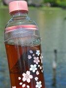 フィルターインボトルポータブル桜【水出し】400ml