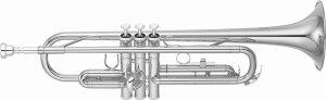 ヤマハ B♭トランペット スタンダード YTR-2330S