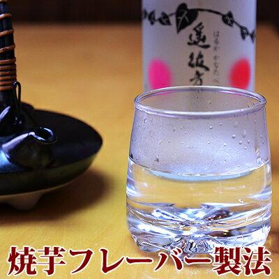 芋焼酎はるべに紅はるか超軟水お地蔵温泉水遥彼方染紅焼芋フレーバーはるかかなたべににそまる錦灘酒造