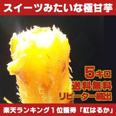 紅はるか!は、安納芋より美味しいと評判の鹿児島県鹿屋産しっとり系さつまいもTV「満点青空レ...