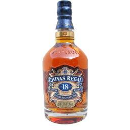 ウイスキー 酒 お酒 ギフト プレゼント 贈り物 シーバスリーガル 【18年】 750ml 並行 高級 おすすめ 人気 家飲み