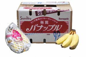 バナナっぽくなく新しい果物(くだもの・フルーツ)!リンゴのようなキウイのようなでもバナナ...