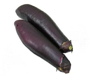 果皮色が赤紫色で、肉質が軟らかく食味が優れた美味しいナス!九州産の赤ナスをぜひご堪能くだ...