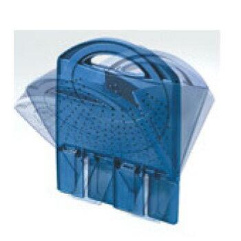 スコラ・トゥット(折りたたみ式水切り)ブルー【ザル】【ざる】【水切り】【業務用】【厨房用品】【キッチン用品】