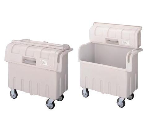 セキスイ ダストカート #300 EDC3G(300L)【代引き不可】【業務用ゴミ箱 ごみ箱 ダストボックス ゴミ収納 ゴミ置き】【くずかご】【ごみ入れ】【くず箱】【くず入れ】【リサイクルボックス】【収集箱】【業務用】:OPEN キッチン