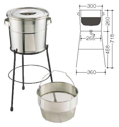 水まわり用品, 水切りネット・水切り袋 18-83 13L () 18-8
