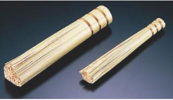 竹製 ささら(銅線巻) 18cm 【業務用鍋】【中華鍋】【簓】【業務用】