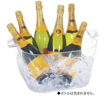 ブッフェタブ スクエア 2389【シャンパンクーラー】【ボトルクーラー】【ワインクーラー】【業務用】
