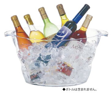 ブッフェタブ オーバル 2230 取手付【シャンパンクーラー】【ボトルクーラー】【ワインクーラー】【業務用】