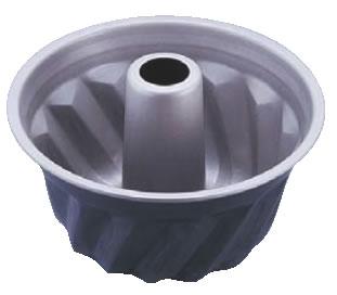 ブラック・フィギュア クグロフ型 D-071 18cm 【クグロフ型 クーグロフ型】【ケーキ型 洋菓子焼型 】【製菓用品 製パン用品】【製菓用型】【業務用】