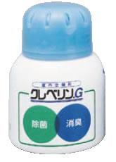 空間除菌・消臭ゲル クレベリンG 150g(室内空間用)【消臭】【除菌】【業務用】