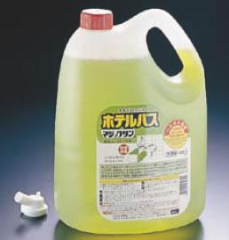 花王 ホテルバスマジックリン 4.5L【掃除用品】【清掃用品】【洗剤】【業務用】