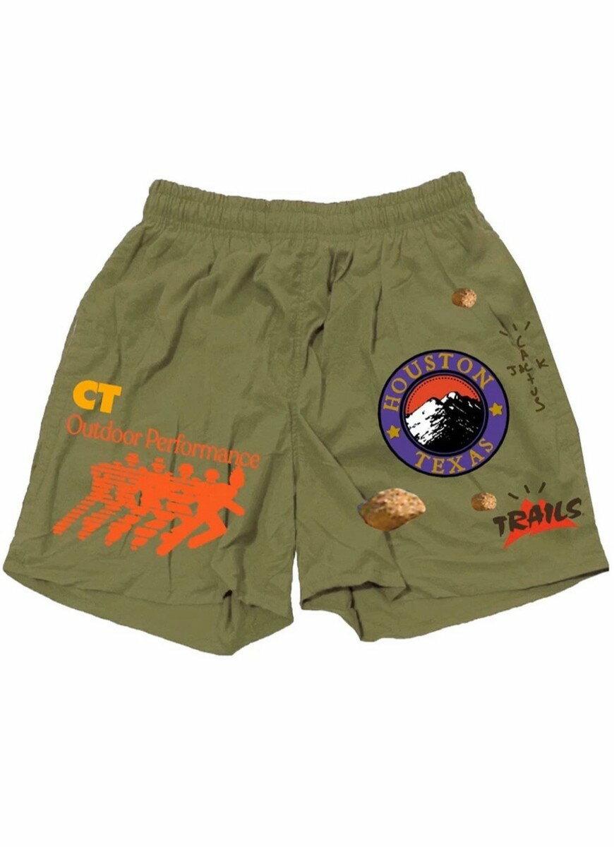 メンズファッション, ズボン・パンツ  Travi Scott Cactus Trails