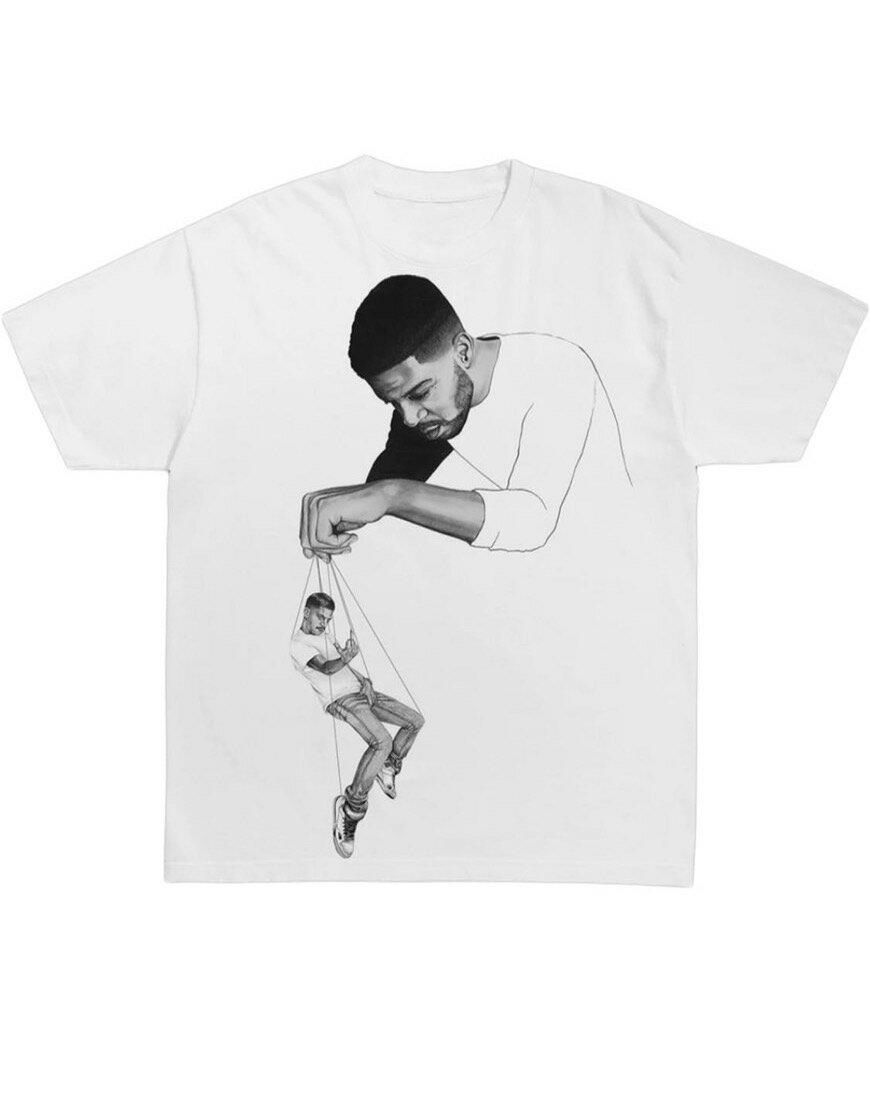 トップス, Tシャツ・カットソー  Kid Cudi CO Virgil Abloh Pulling Strings T-Shirt T White
