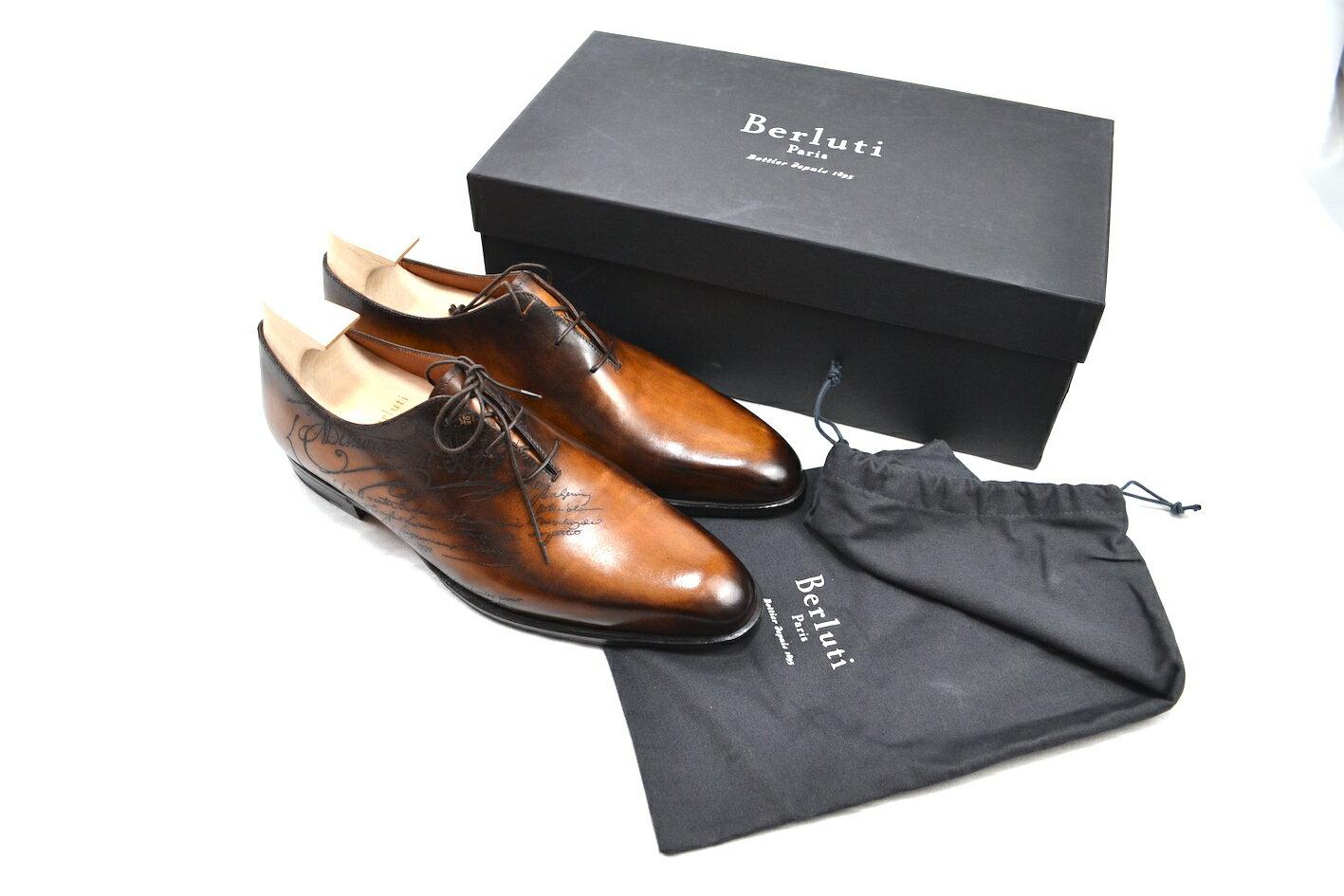 メンズ靴, ビジネスシューズ Berluti