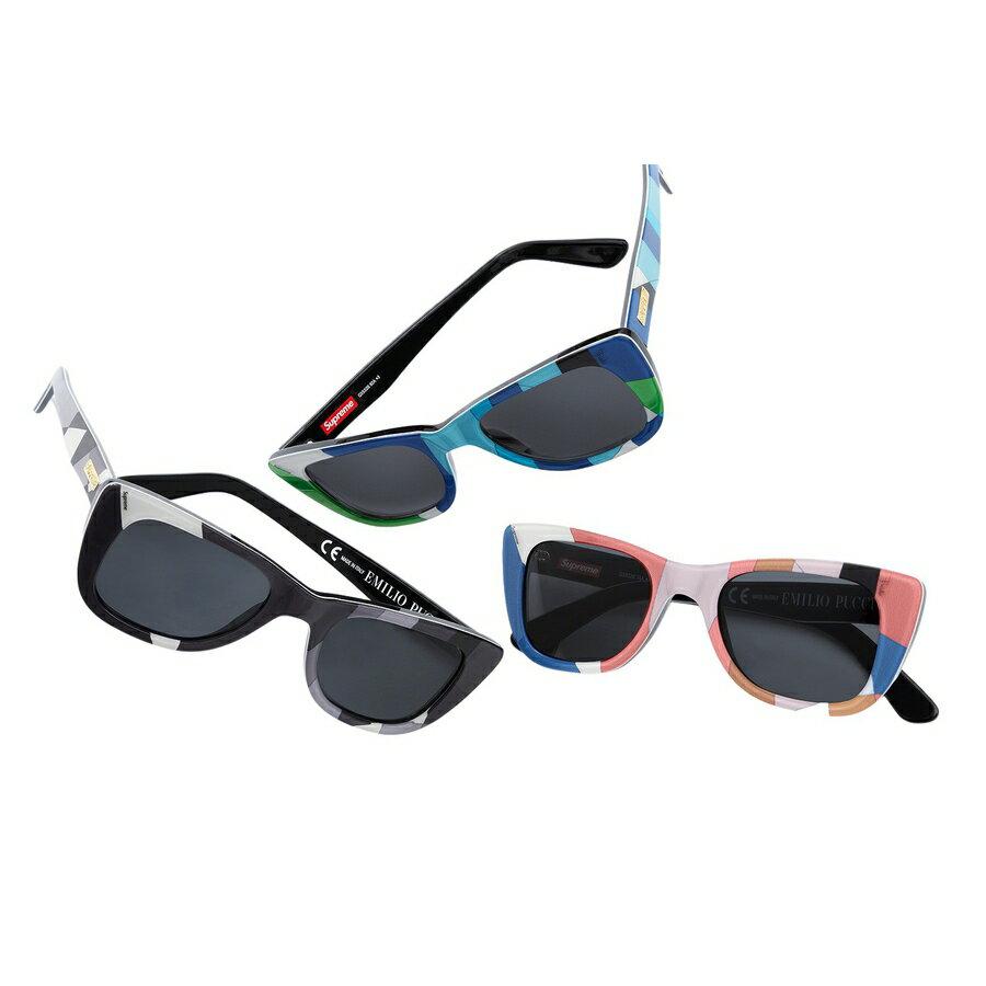 眼鏡・サングラス, サングラス 21SS Supreme x Emilio Pucci Cat Sunglasses