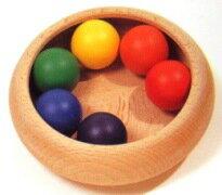 童具館 カラーボール 送料無料 WAKU 童具館 0歳 1歳 2歳 赤ちゃん