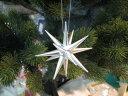 ERZオーナメント ベツレヘム 銀の星(小)立体