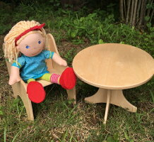 人形用テーブル人形ままごとお世話女の子ごっこ遊び