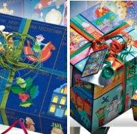 包装紙・クリスマス