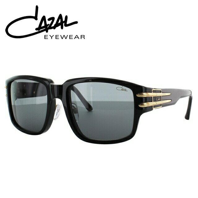 国内正規品 カザール CAZAL サングラス MOD.8026/1 C001 57 ブラック/ゴールド レギュラーフィット メンズ レディース アイウェア:Dream Pocket -ドリームポケット-