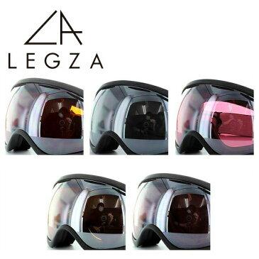 オークリーゴーグル用レンズ OAKLEY CANOPY専用 交換レンズ S4 キャノピー LEGZA製 レグザ ブラウンミラー ライトグレー ピンク ライトブラウンミラー ライトピンクミラー ダブルレンズ 曇り止め アジアンフィット レギュラーフィット UV