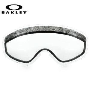 ad7c5945b4d オークリー ゴーグル OAKLEY オーツー エックスエス O2 XS(O Frame 2.0 XS) 59-258 Clear Replacement  Lens リプレイスメント.