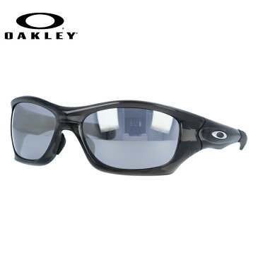 【訳あり】オークリー サングラス OAKLEY ピットブル PIT BULL oo9161-12 Grey Smoke/Slate Iridium アジアンフィット メンズ スポーツ オークレー UVカット ミラーレンズ