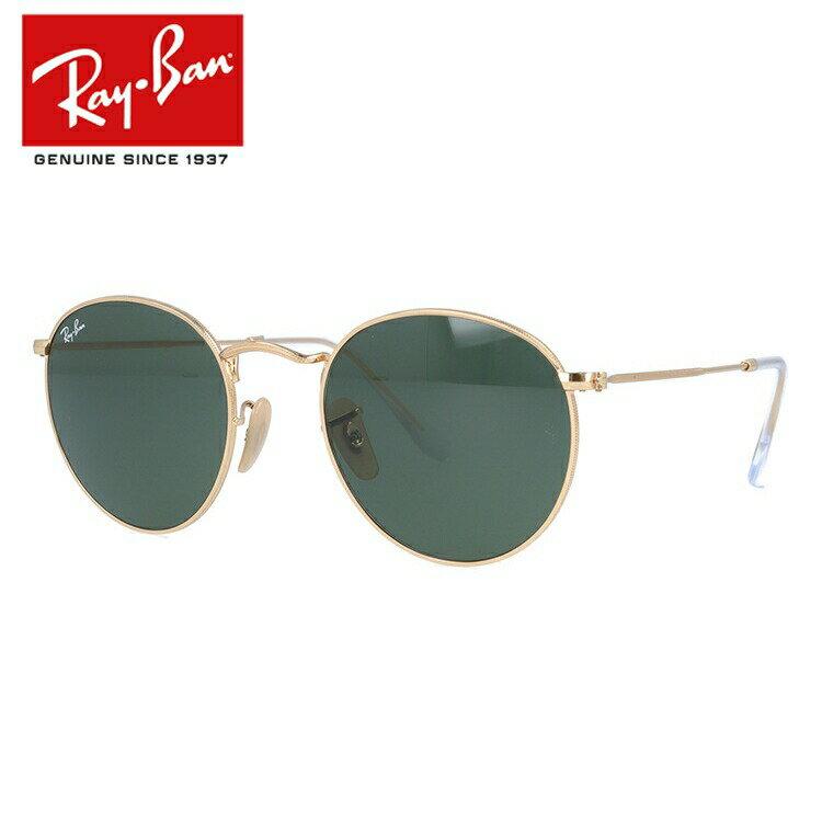 眼鏡・サングラス, サングラス  Ray-Ban RB3447 001 50 ICONS ROUND METAL RayBan UV