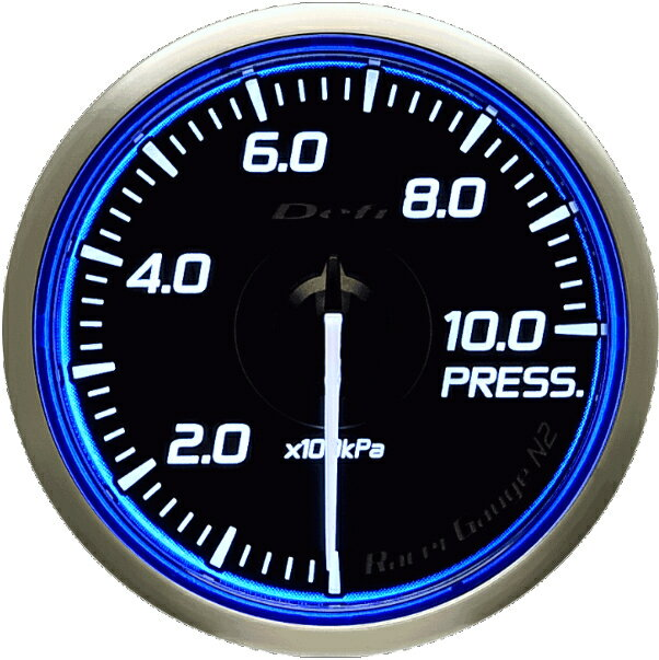 メーター, 油圧計  N2 (Racer Gauge) 60 ()