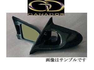 ガナドール エアロミラー ドアミラー フルカーボンスタイル クリアレンズ インプレッサ GDB H12...
