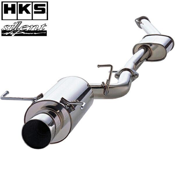 排気系パーツ, マフラー HKS GH-GDB EJ20(TURBO) 0406-0706