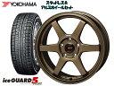 YOKOHAMA スタッドレス ice GUARD5plus IG50 155/65R13 & J-T...