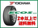 ヨコハマ タイヤ DNA エコス ES31 175/60R16 175/60-16 175-60-16インチ 2本以上で送料無料